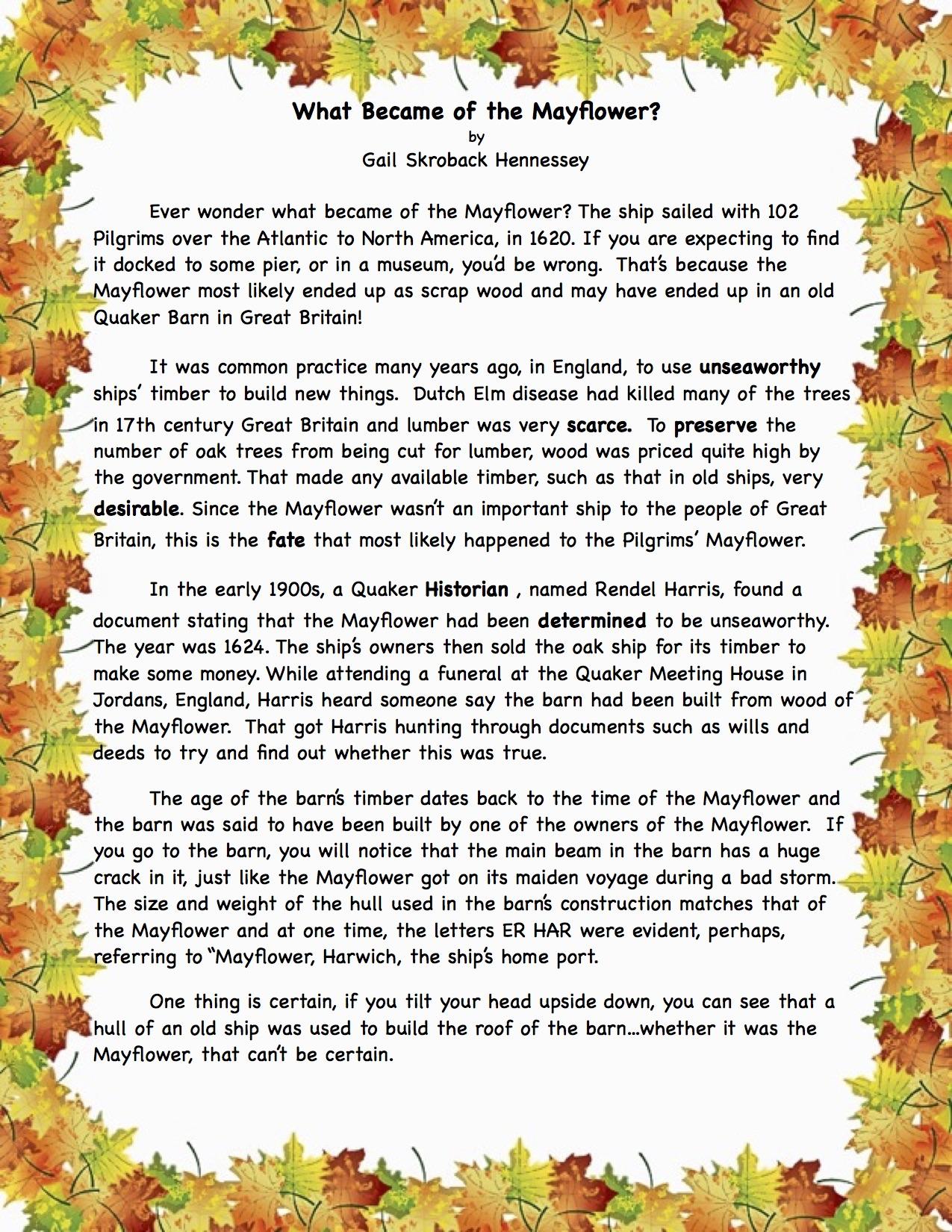 mayflower nathaniel philbrick sparknotes